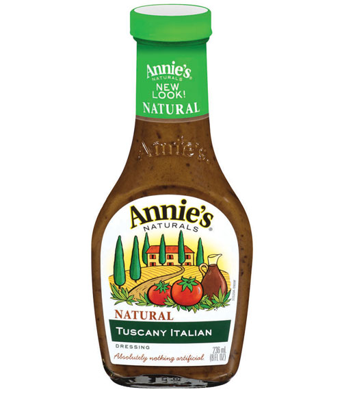 Annies Naturals Tuscany Italian Dressing Review