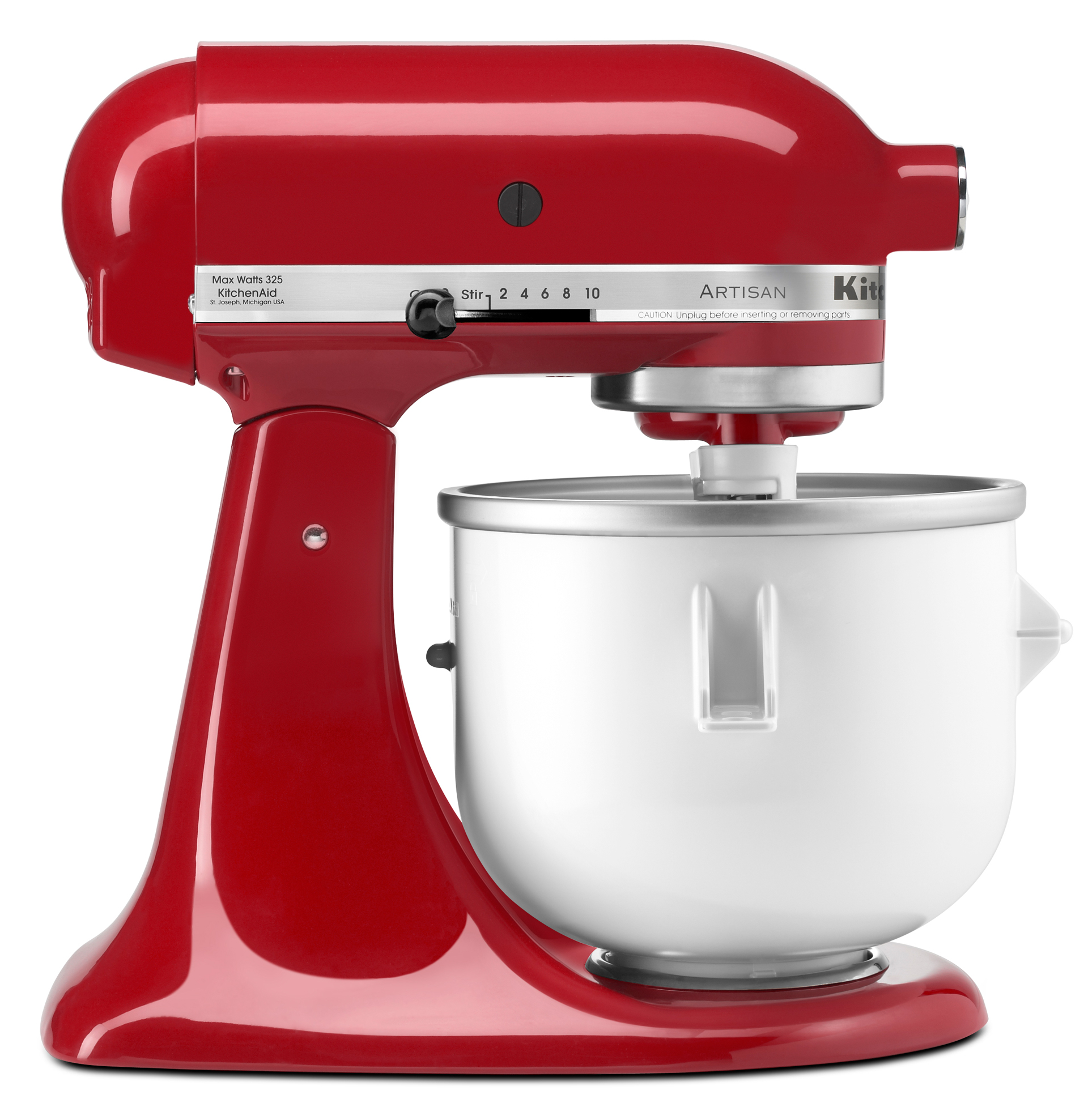 Kitchenaid Ice Cream Maker Attachment H Review