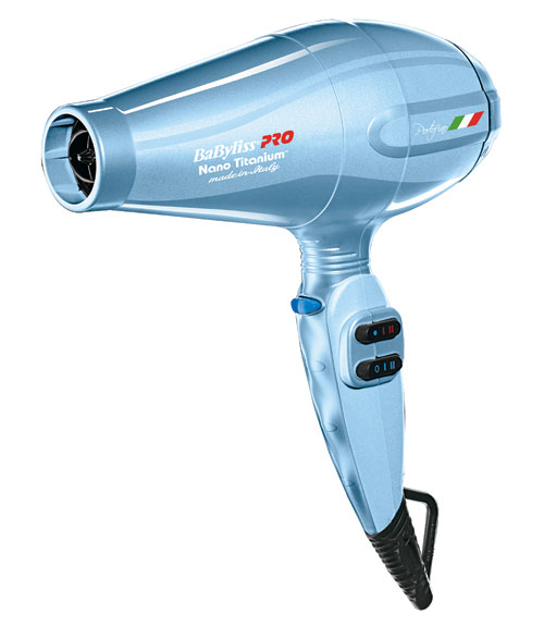 Babyliss Pro Nano Titanium Portofino Hair Dryer Review