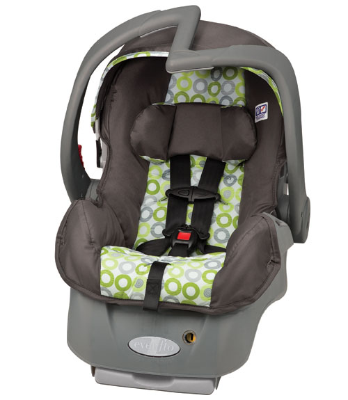evenflo embrace 5 infant car seat review. Black Bedroom Furniture Sets. Home Design Ideas