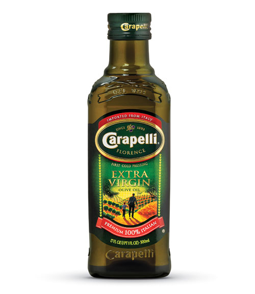 Carapelli Extra Virgin Olive Oil Review
