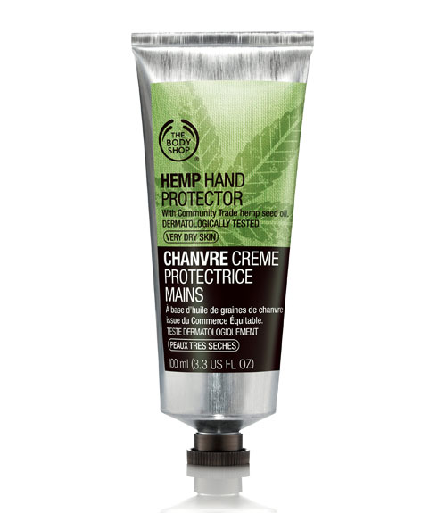 The Body Shop Hemp Hand Protector Cream Review