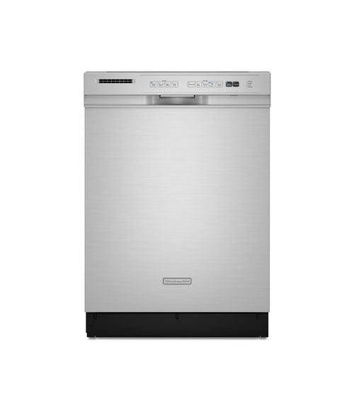 kitchenaid kitchenaid dishwasher problems