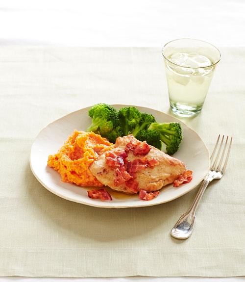 Chicken and kumara pie recipe