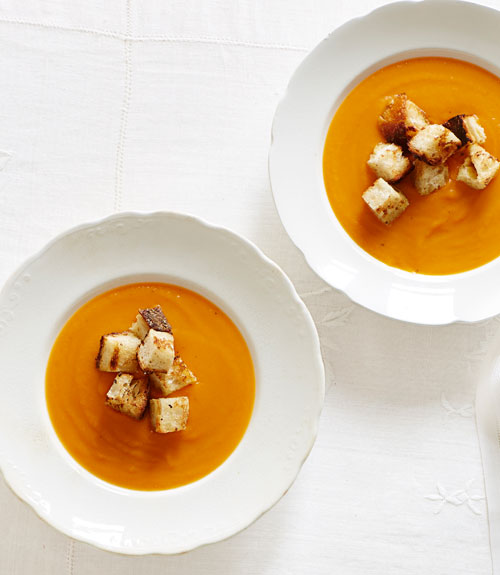 Ina Garten Soup Recipes winter squash soup recipe