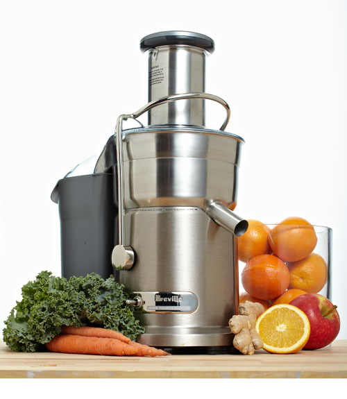 Breville Juice Fountain Crush Masticating Juicer # BJS600XL Review