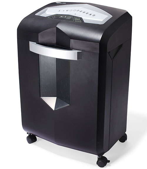 small paper shredder Shredder series befitting for every small office and home office, sporting decent specifications, quiet operations, and jam prevention feature.