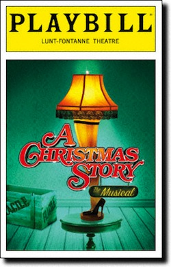 How Long Is A Christmas Story The Musical