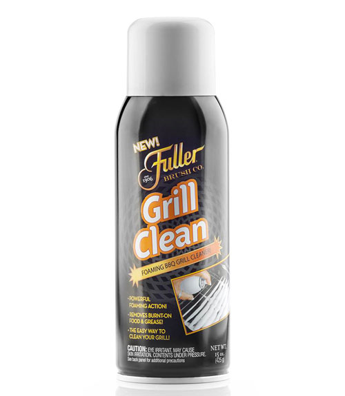 fuller brush foaming barbecue grill cleaner
