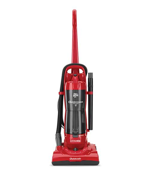 Dirt Devil Quick Power Cyclonic Ud70115 Vacuum Cleaner Review