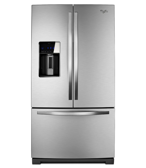 Whirlpool French Door Refrigerator Wrf989sdaf Review