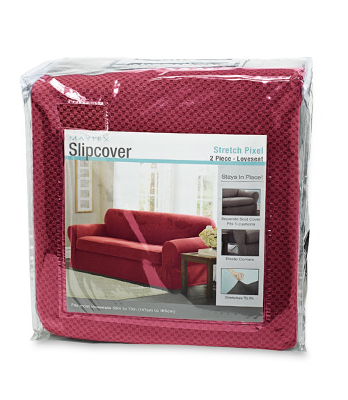 Like A New Sofa, Only Cheaper: Ready Made Covers Work Magic On Old  Furniture. These Picks Are Durable, Easy To Put On, And Stylish.