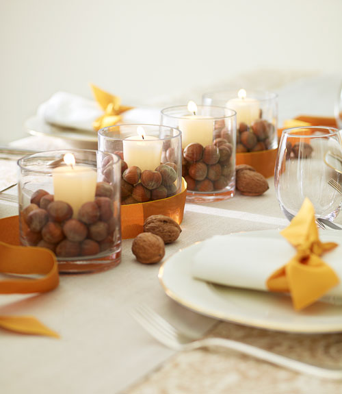 Thanksgiving Decoration Ideas 27 easy thanksgiving centerpieces for your holiday table - diy