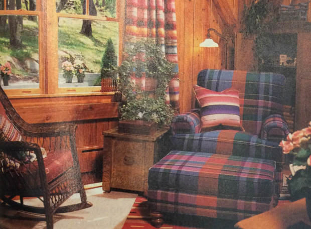 Plaid Sofa Sets Living Room Small Sofa Sets Ottoman Ideas
