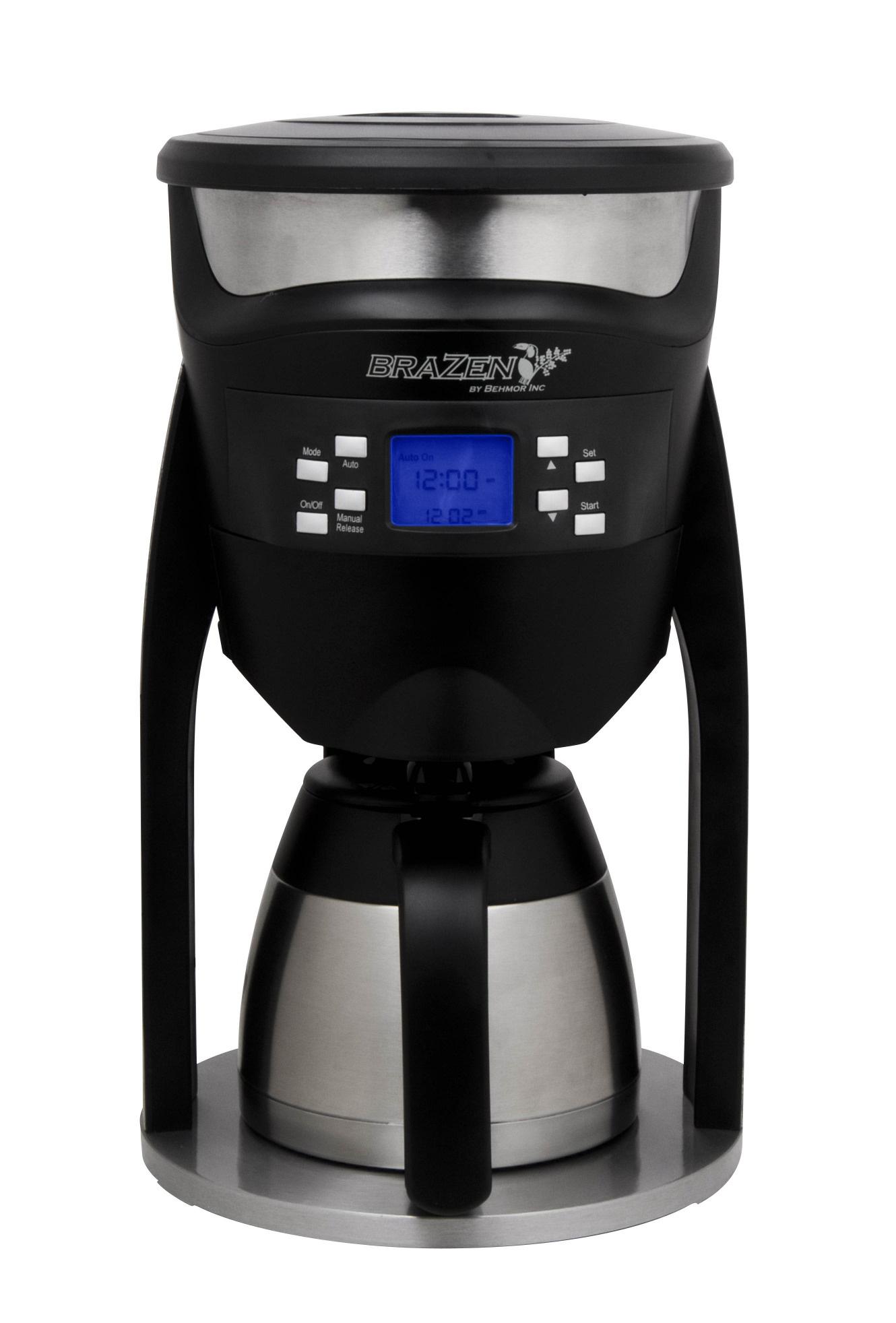 Ezvid Coffee Maker Reviews : Behmor BraZen Brewer Review