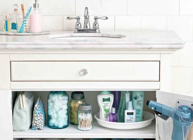 OneMinute Organizing Ideas Fast Decluttering Tips