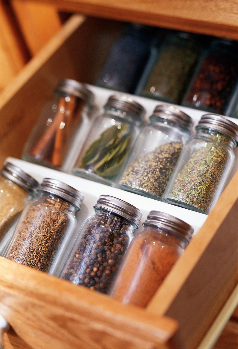 Exceptional Organizing Spices