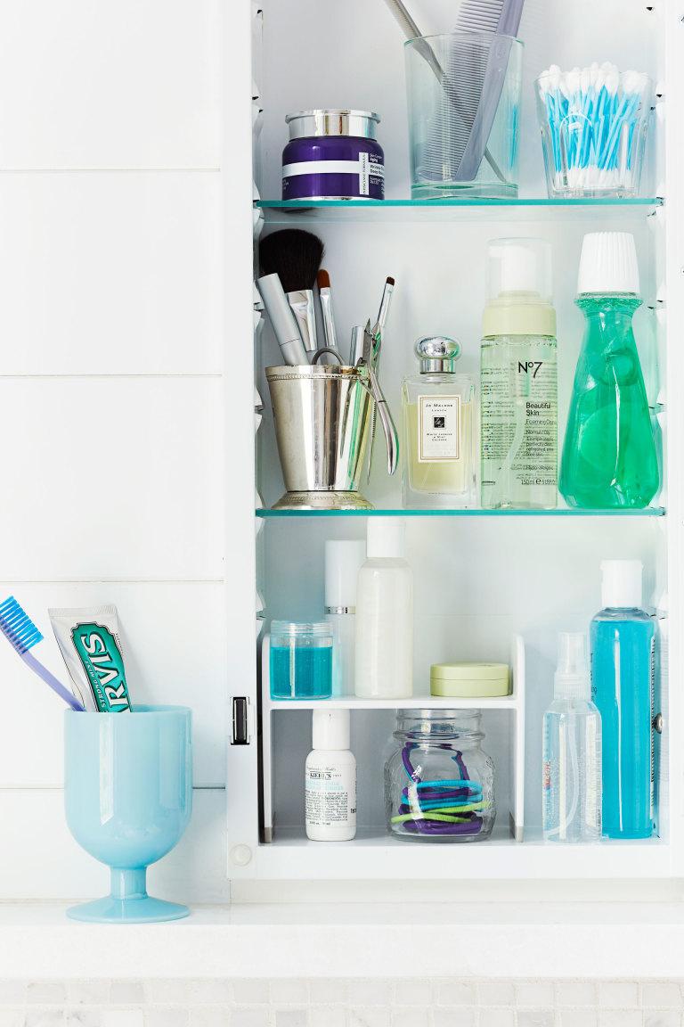 Bathroom organizer ideas nursery closet tips and ideas for 26 great bathroom storage ideas