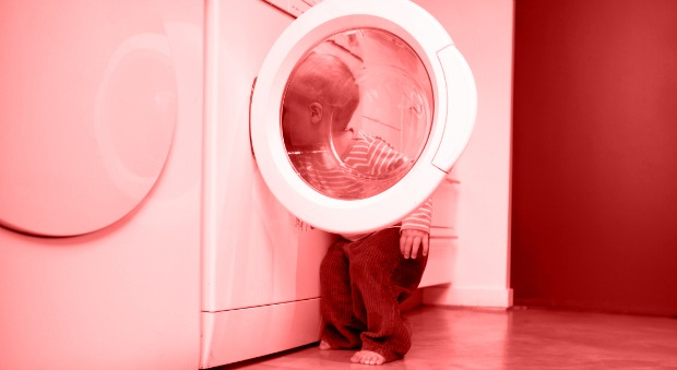 Stay safe in your laundry room dangers in your home for Safety around the house