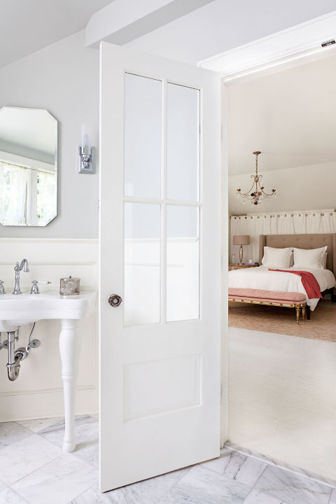 White Bathroom Door 20 bathroom decorating ideas - pictures of bathroom decor and designs