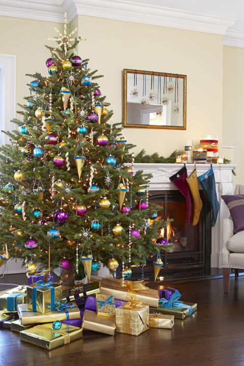 elegant christmas decorations - Elegant Christmas Trees