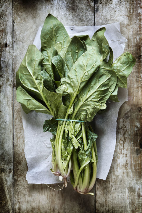 Plant-based omega-3s belong inany healthyeating plan, but leafy greens and cauliflower are especially helpful for tightening up. They're loaded with minerals like potassium, which can help offset the bloat-inducing effects of sodium.