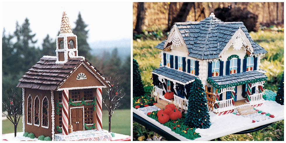 9 Gingerbread Houses That Will Make You Wish You Could Bake