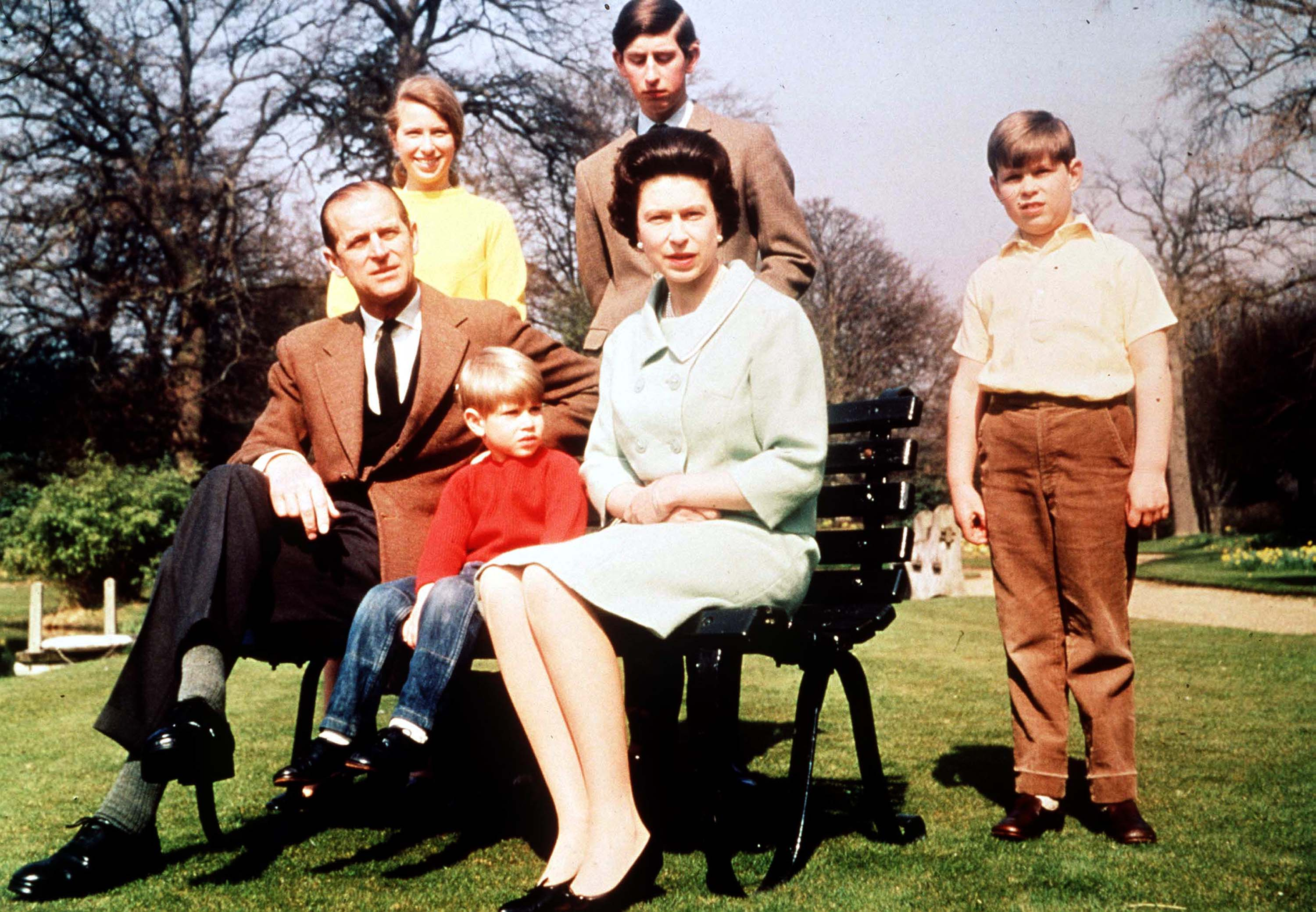 Image result for Queen Elizabeth II Growing Family