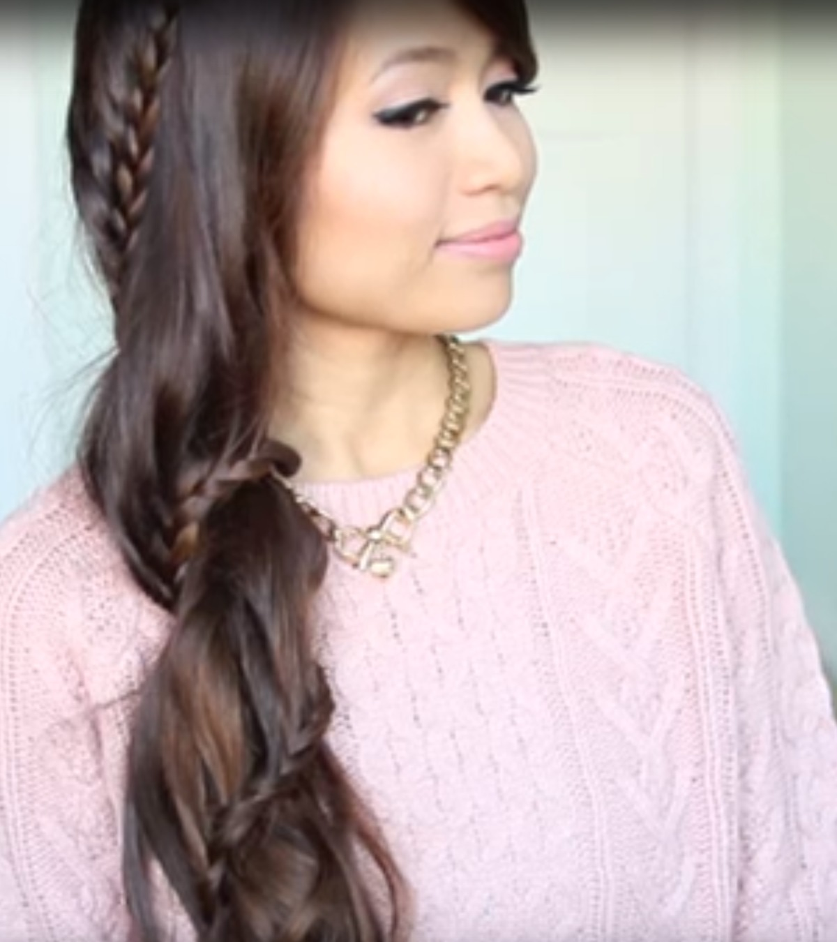 75 easy braided hairstyles - cool braid how to's & ideas