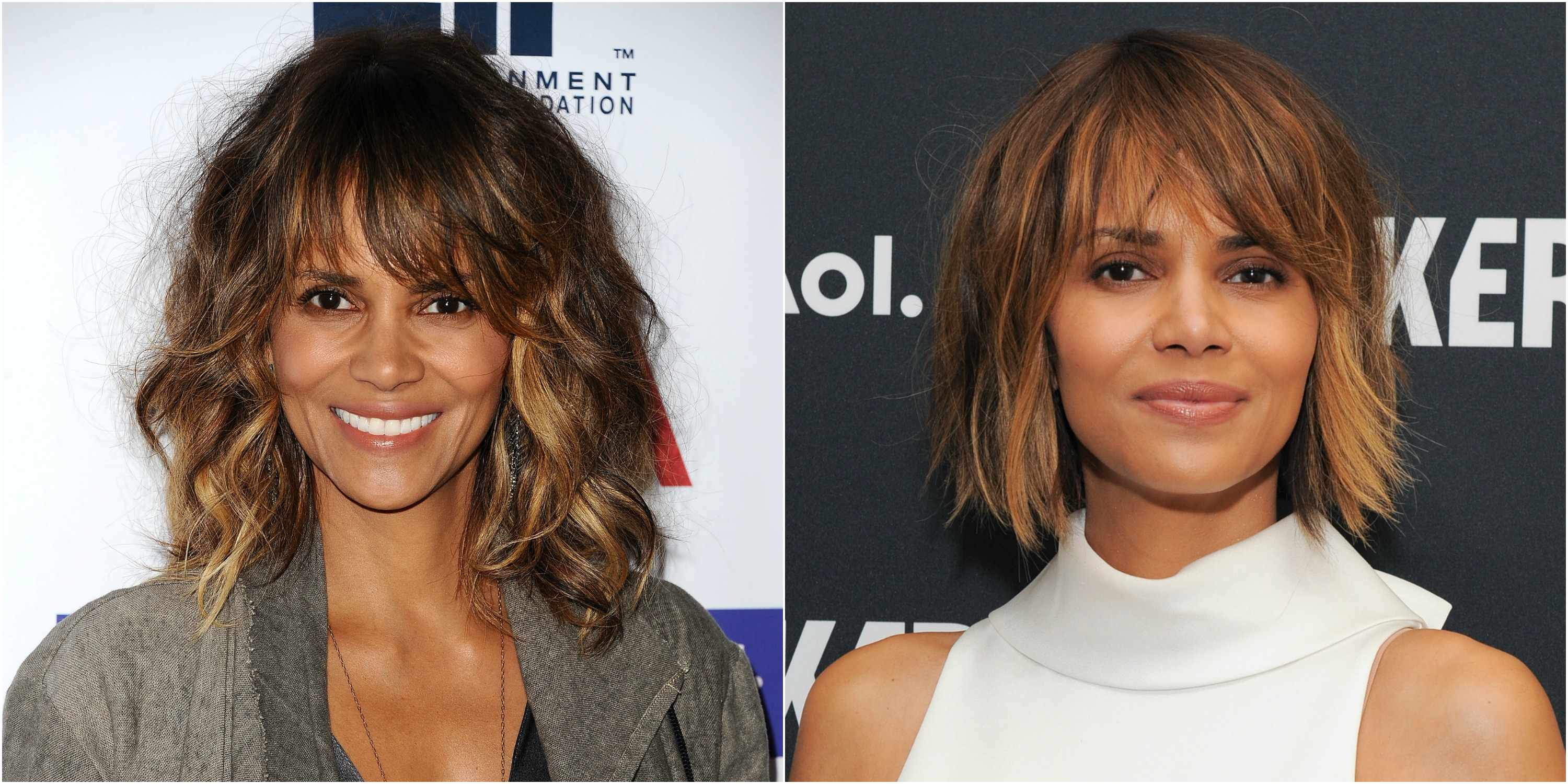 30+ best celebrity haircuts of 2017 — celebrity hair makeovers