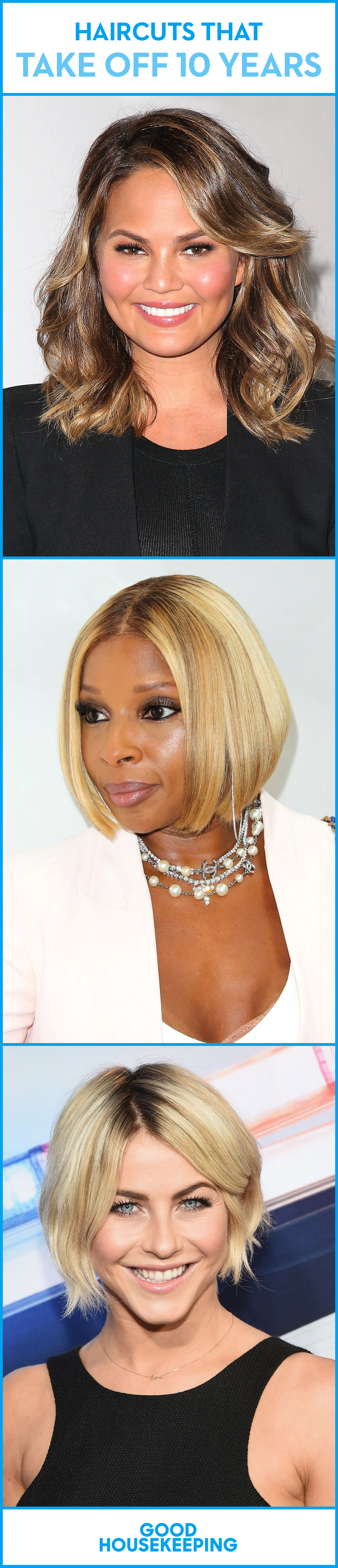 10 best hairstyles for older women - easy haircuts for women over 60