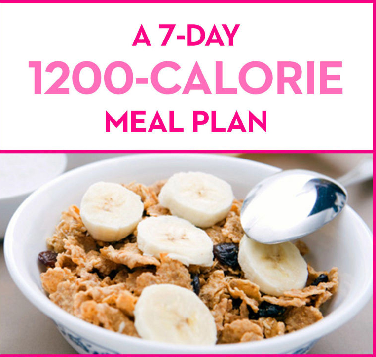 simple meal plan to lose weight free
