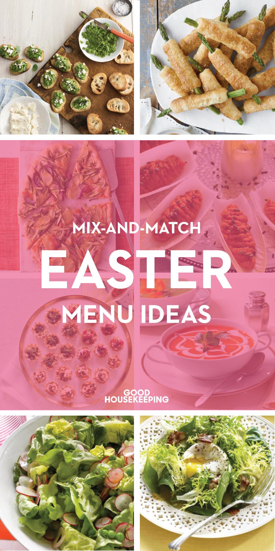 65+ Easter Dinner Menu Ideas - Easy Recipes for Easter Dinner