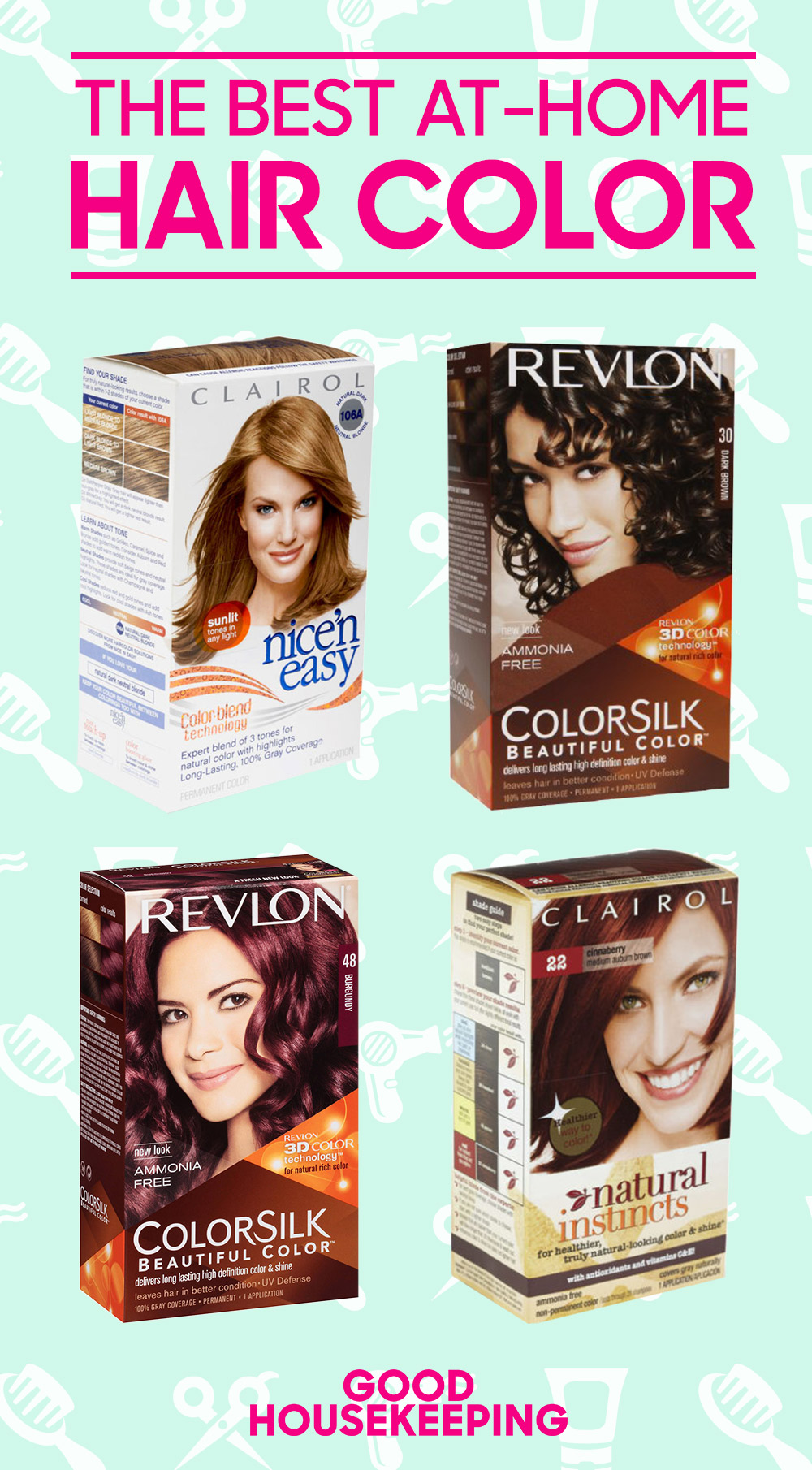 Safest Hair Dyes Brands | OM Hair