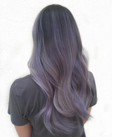 Image result for Smoky Colors hair