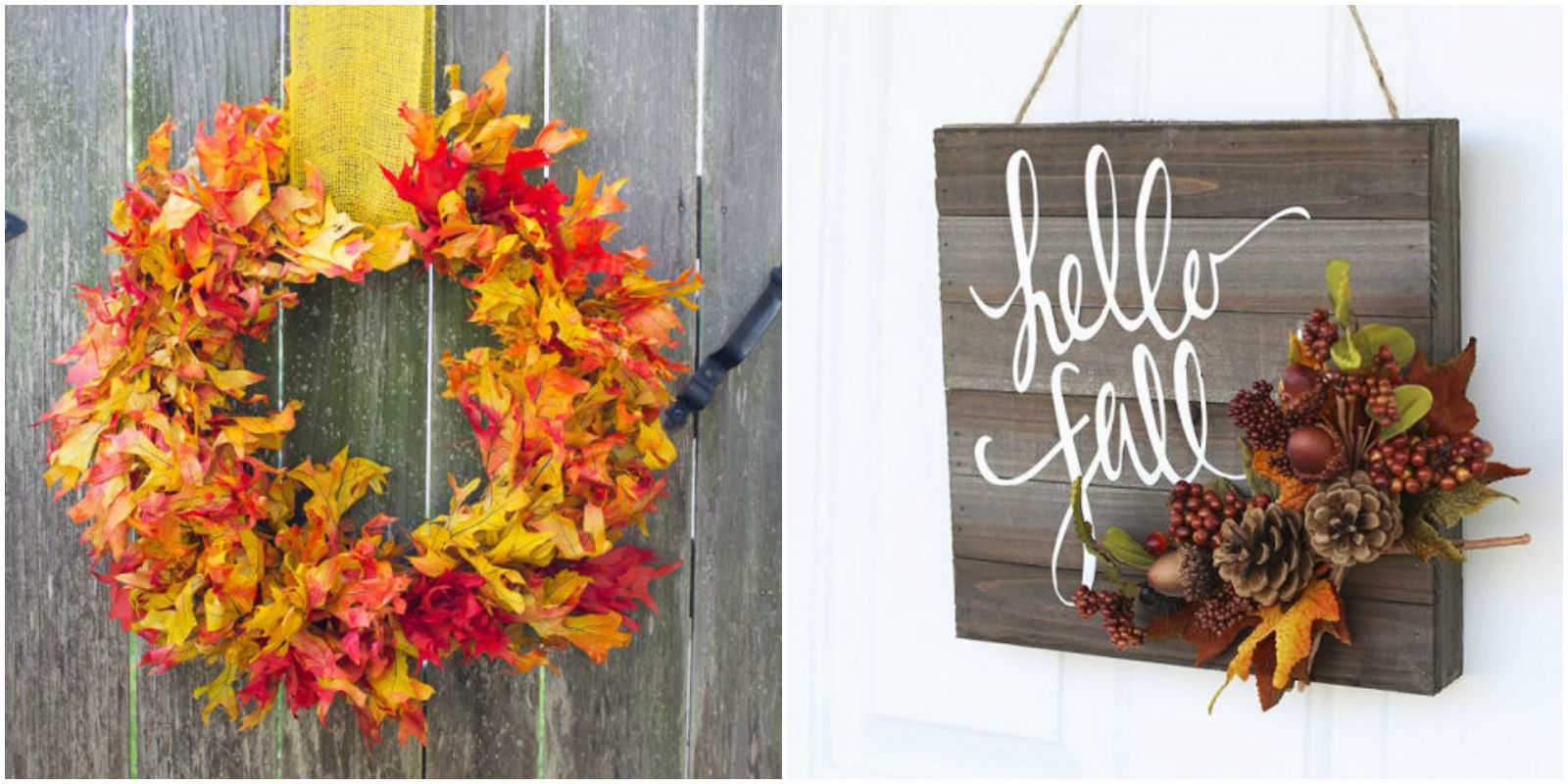 fall craft ideas easy diy fall wreaths best wreaths for fall 1978