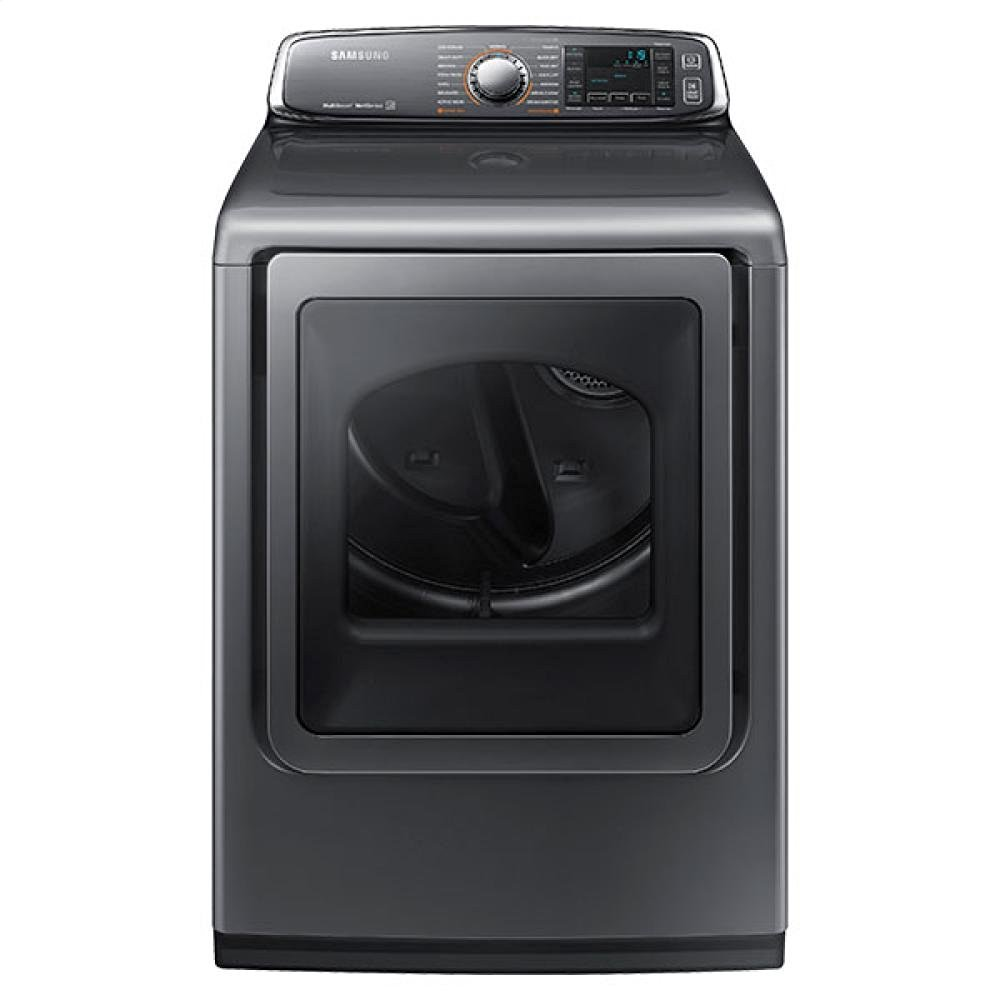 samsung washer and dryer samsung dv8700 7 4 cu ft large capacity gas front load 31165