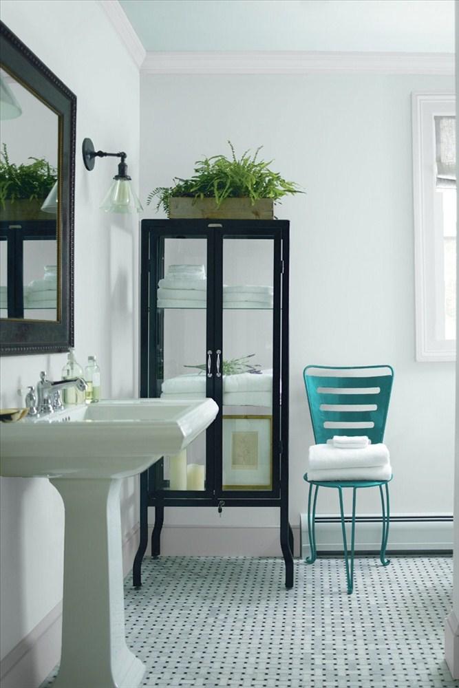12 Best Bathroom Paint Colors Por Ideas For Wall