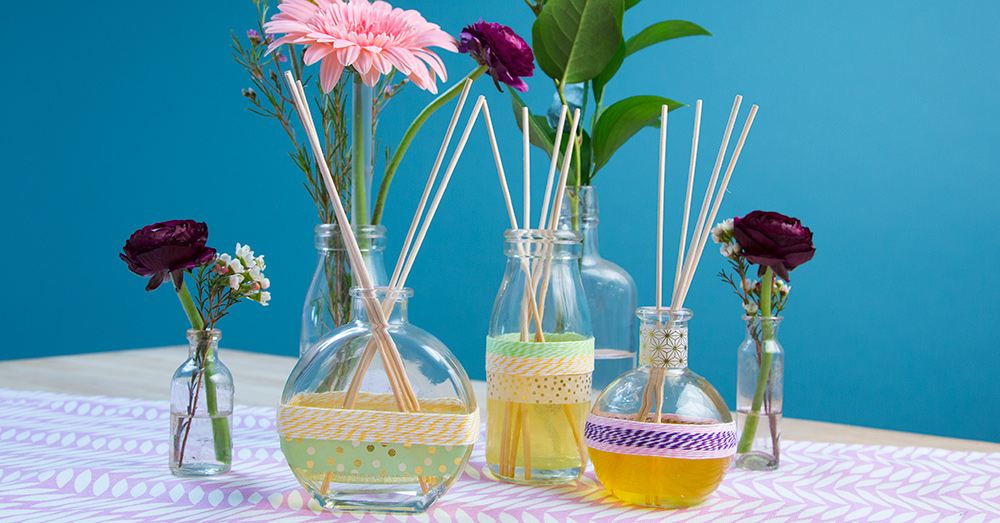 nice craft ideas how to make essential diffusers scented 2556