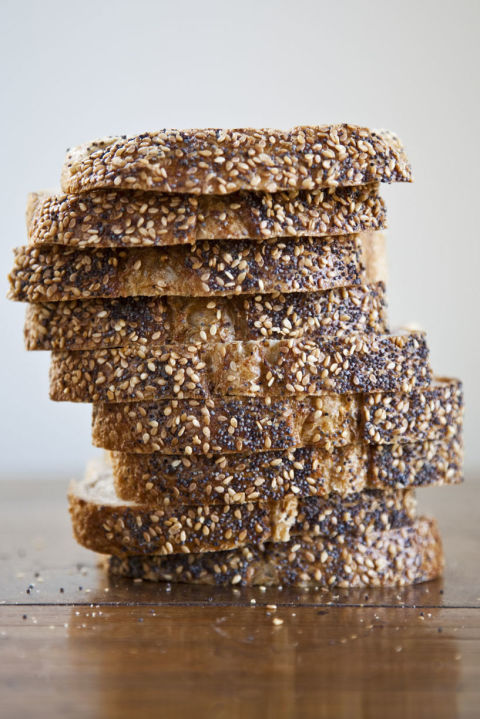 Grains geta bad rap when it comes to weight loss, but that's because refined grains (read: processed foods!) are linked to wider waists. 100% whole-grains are bloat-busting superstars; however, as they're packed with minerals andde-puff by counter-balancing salt.Stick to brown rice, quinoa, wheat, barley, millet, farro,sorghum and amaranthfor the biggest benefits.