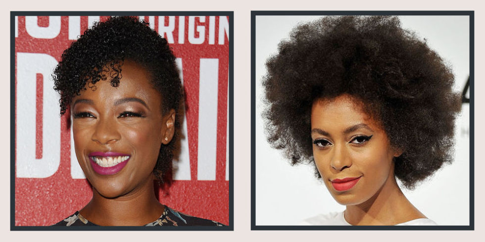 Natural Hairstyles For Middle School