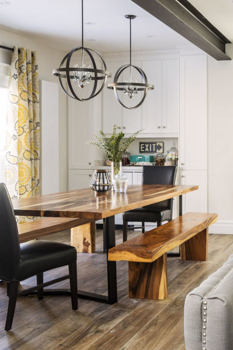 18 Best Dining Room Decorating Ideas - Pictures of Dining ... on Pictures Room Decor  id=36741