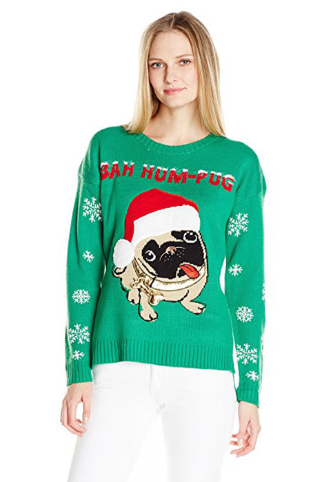 ugly pug sweaters 17 ugly christmas sweaters to buy or diy 921