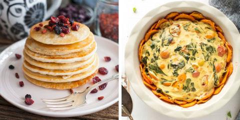 Best breakfast places vegeterian options