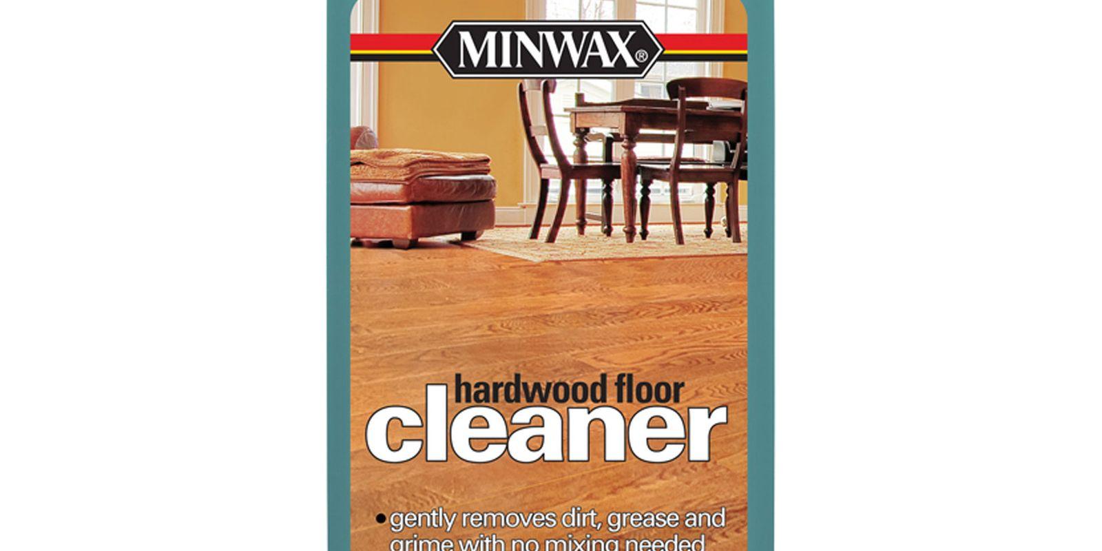 Minwax Hardwood Floor Cleaner Review