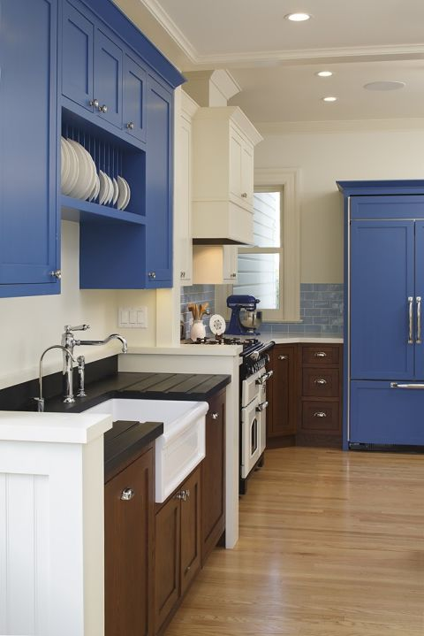 kitchen colors blue 17 best kitchen paint and wall colors ideas for popular 3388