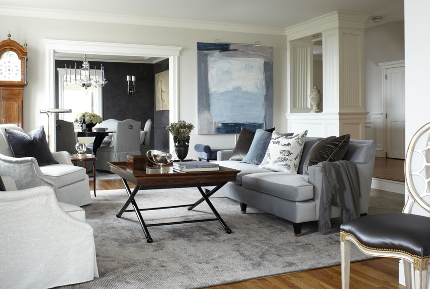 Neutral Living Rooms Decorating With Neutrals. New England ... Part 64