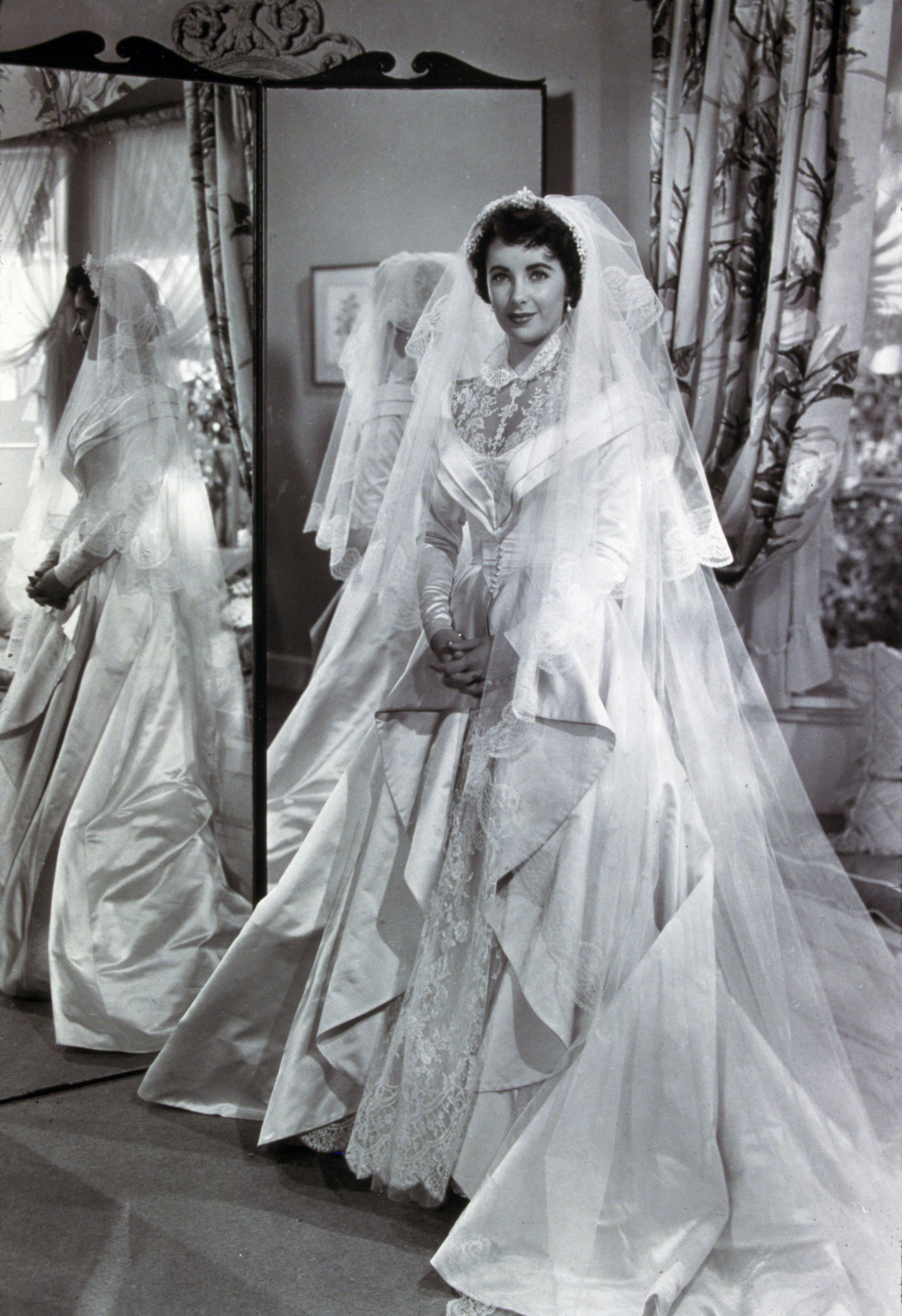 Famous Wedding Dresses Through The Years