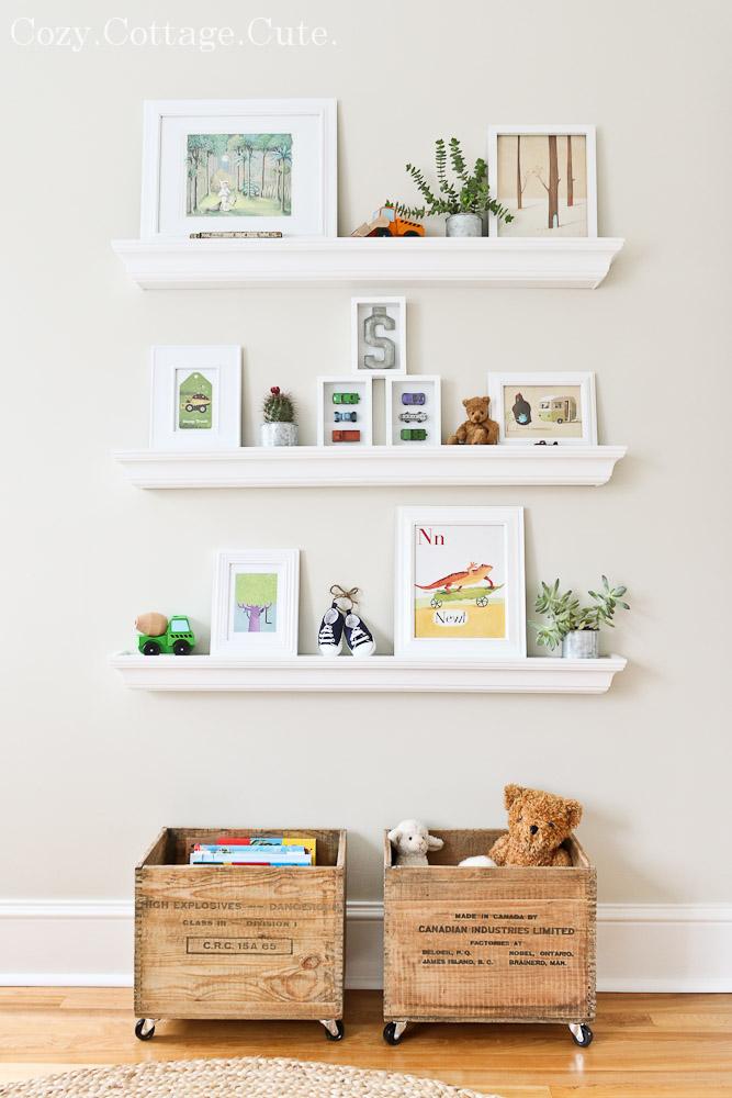picture shelf decorating ideas - Ideas for Floating Shelves Floating Shelf Styles