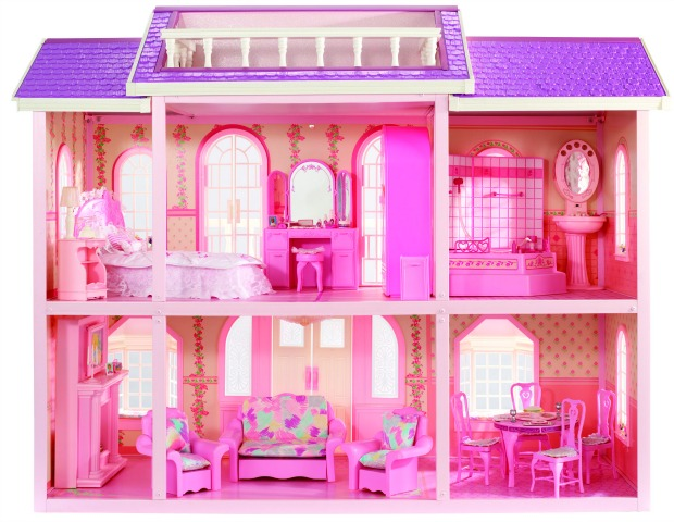 a look back at barbie s dreamhouse through - Barbie Room Decoration Games New 2014